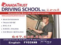 A-Z Commercial Truck Driver Training Standard (Class A) Thornhill Cars 4