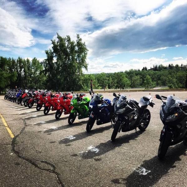 Calgary Motorcycle Show Calgary City Motorbikes _small